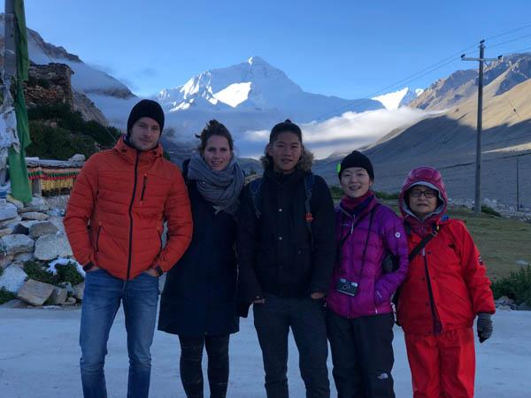 Everest Base Camp Group Tour