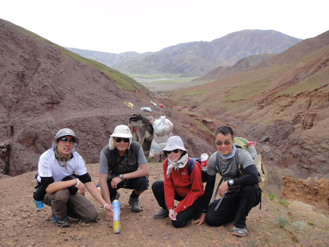 tibet group tour