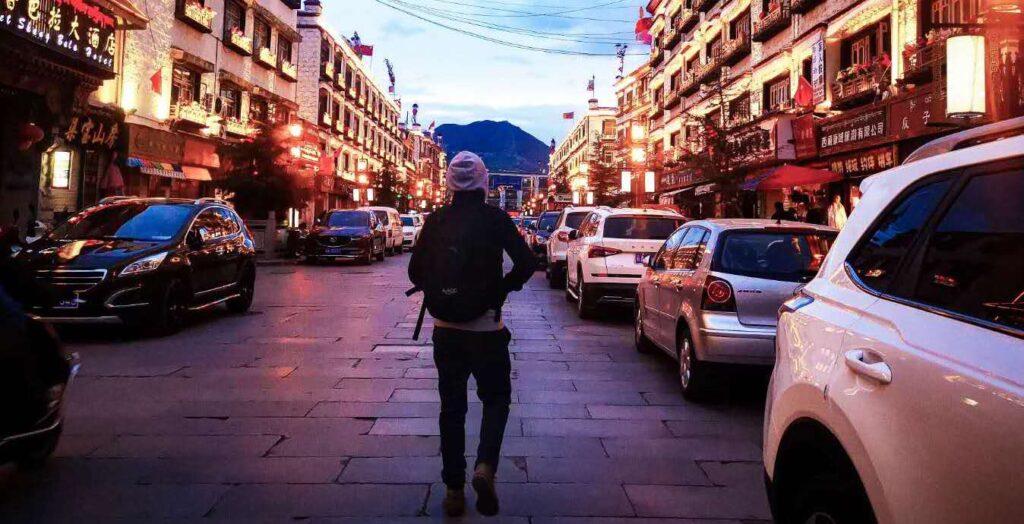 Barkor Street