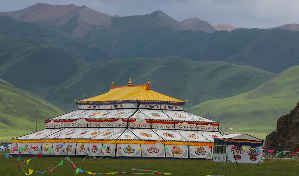 Summer in Tibet