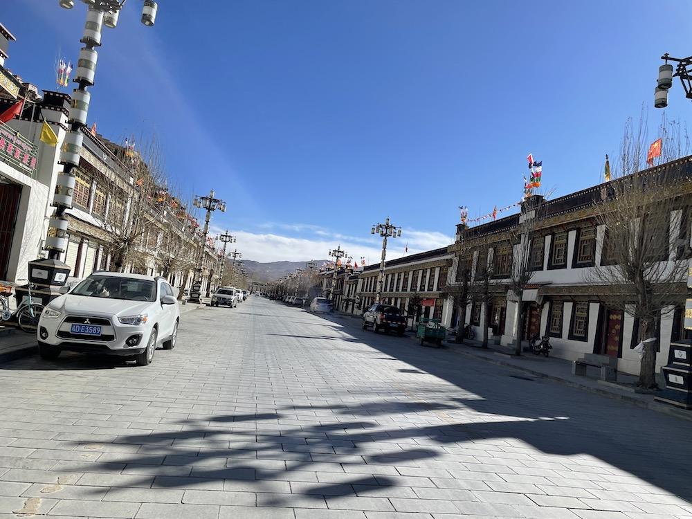 Gyantse Town