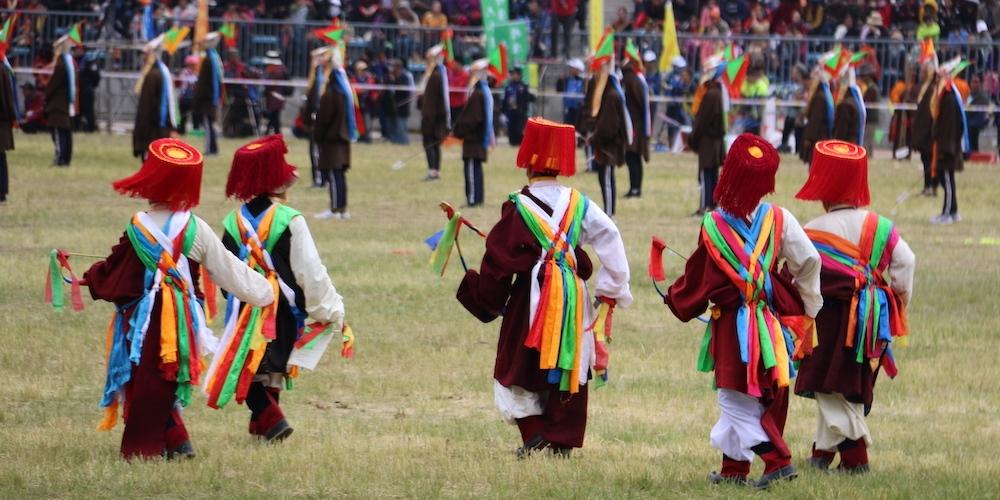 Tibetan Cultural show