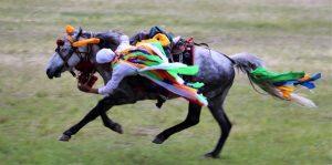 Yushu horse racing festival
