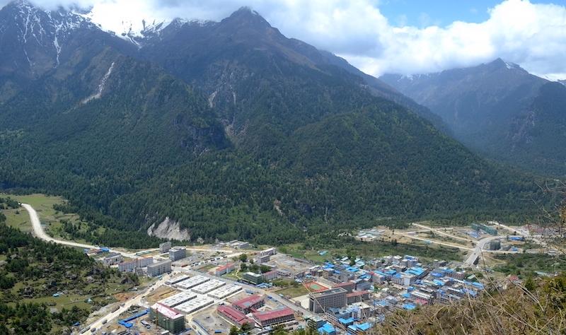 Gyirong Town
