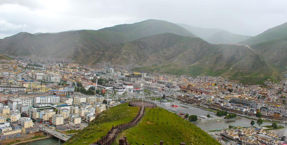 yushu city