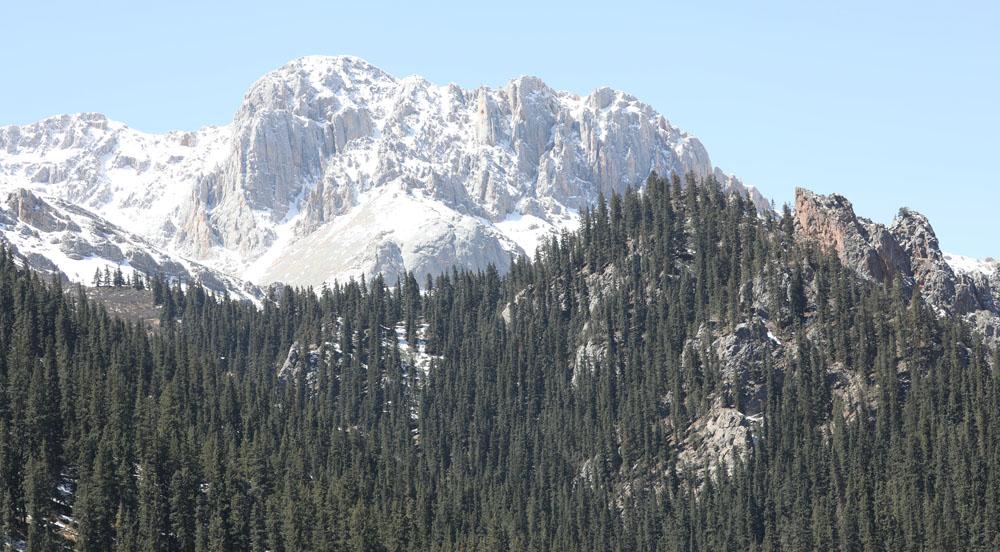 mountain in Tibet