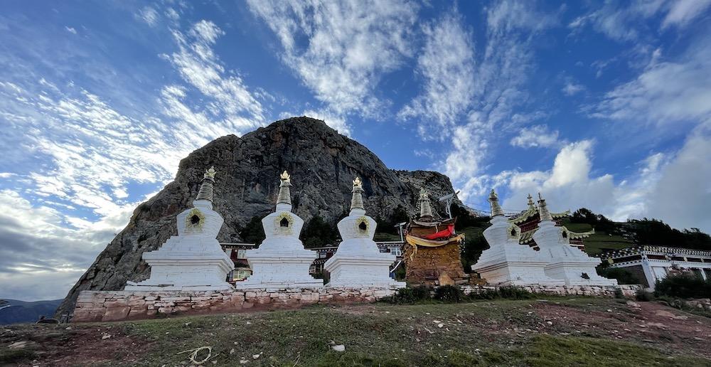 Drakza Monastery
